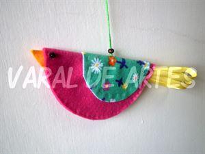 "Imagem de Móbile ""Peace Bird"""
